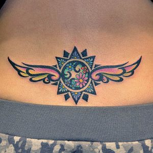 Tribal Star&Wing