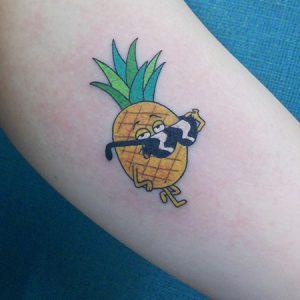 Pineapple Pizza Steve