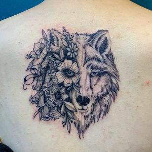 Wolf, Flower